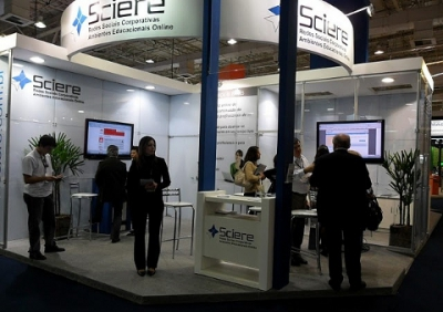 Stand da Sciere no CONARH 2010